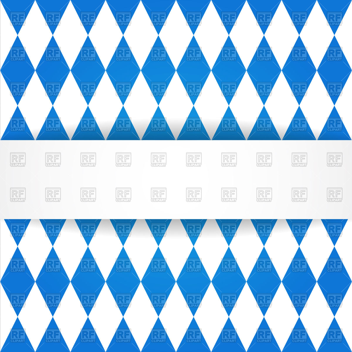 With Bavarian Flag Pattern Download Royalty Free Vector Clipart  Eps