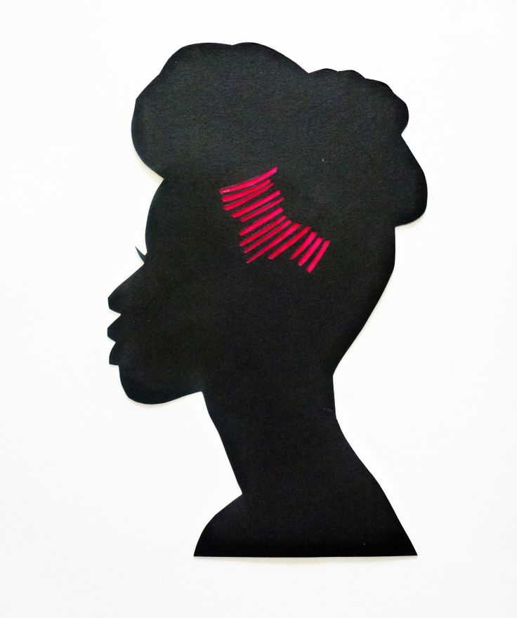 Back   Gallery For   Natural Afro Hair Clip Art