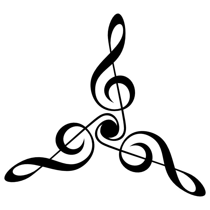 Free Treble Clef Clip Art   Cliparts Co