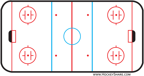 Ice Hockey Rink Free Cliparts That You Can Download To You Computer