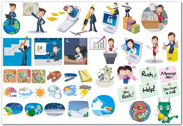 Microsoft Office People Clipart - Clipart Suggest
