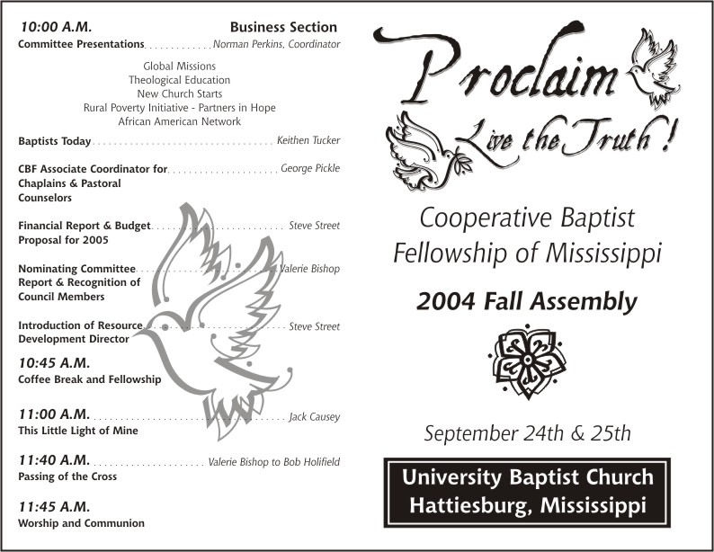 Church Program Templates On Pinterest   Church Bulletins Templates