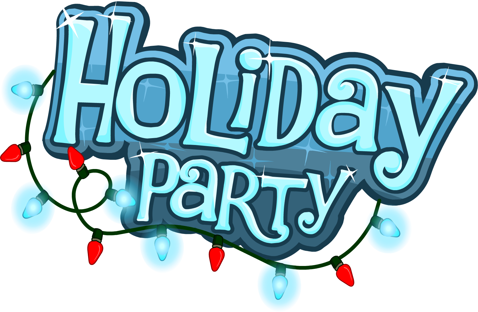 Holiday Party 2012 Logo