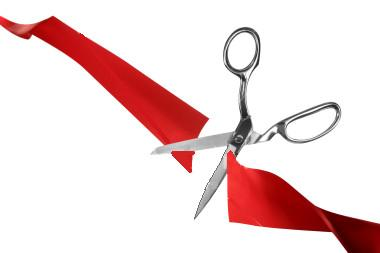 Ribbon Cutting Clip Art   Cliparts Co