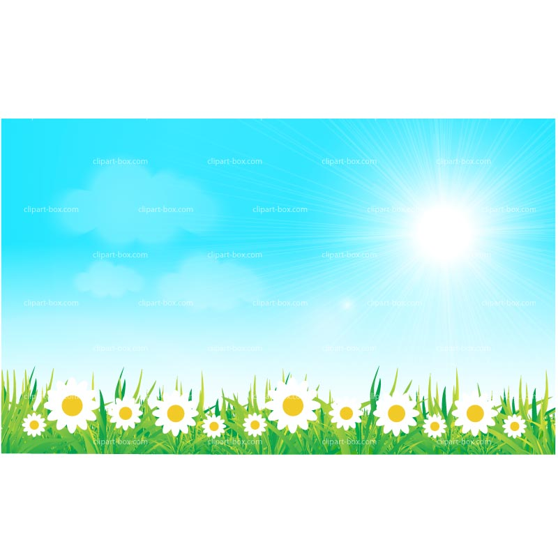 Spring Wallpaper Clipart - Clipart Kid