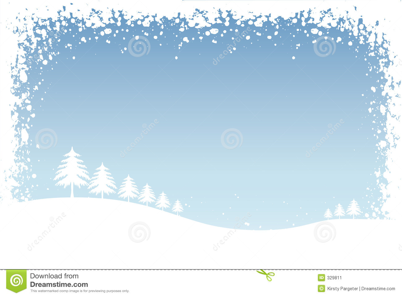 Winter Scene Clip Art Free winter scene clipart - clipart kid