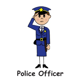 Police Woman Clipart - Clipart Suggest