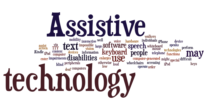 Assistive Technology Clipart Assistive Technology