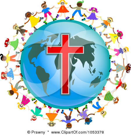 Christian Clipart Free Free Clip Art Illustration Of A Christian Kids