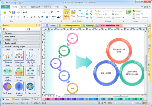 Click Here To Free Download Edraw Graphic Organizer