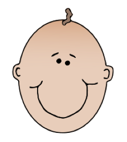 Free Baby Clip Art From The Public Domain