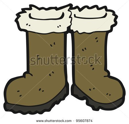 Gallery For   Snow Boots Clip Art   Design Board 2   Pinterest