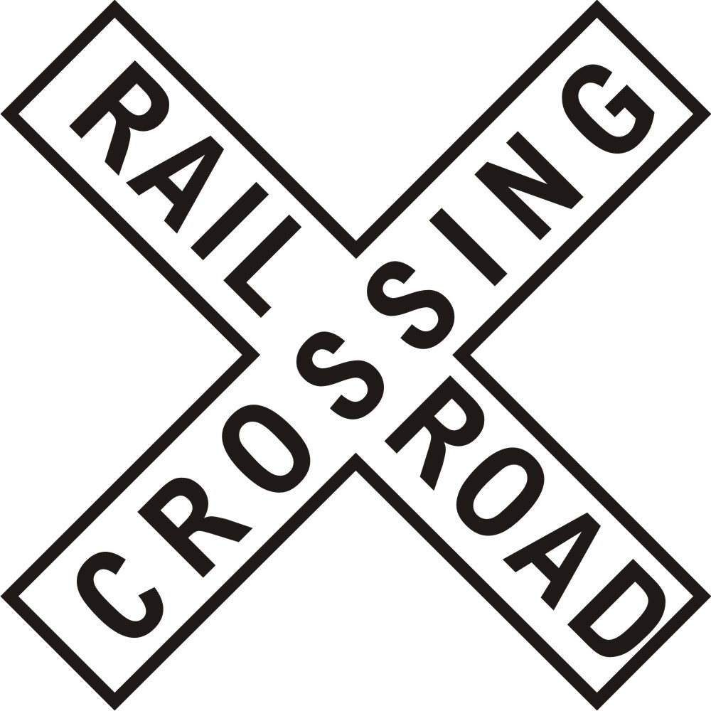 Railroad Crossing Clip Art   Cliparts Co
