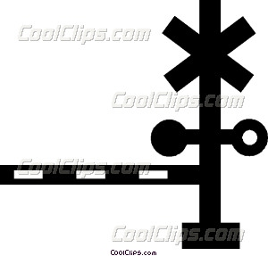 Railroad Crossing Clip Art Railway Crossing
