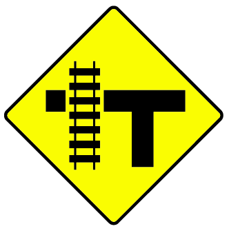Railroad Crossing Graphics Code Comments Picture