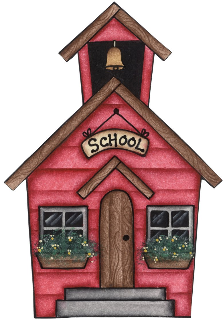 School House Clip Art Jpg