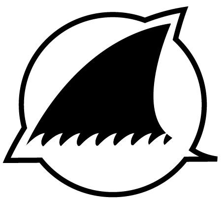 Shark Fin Clip Art Shark Fin Logo Png - Clipart Kid