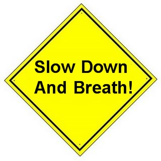 Slow Down Clipart - Clipart Kid