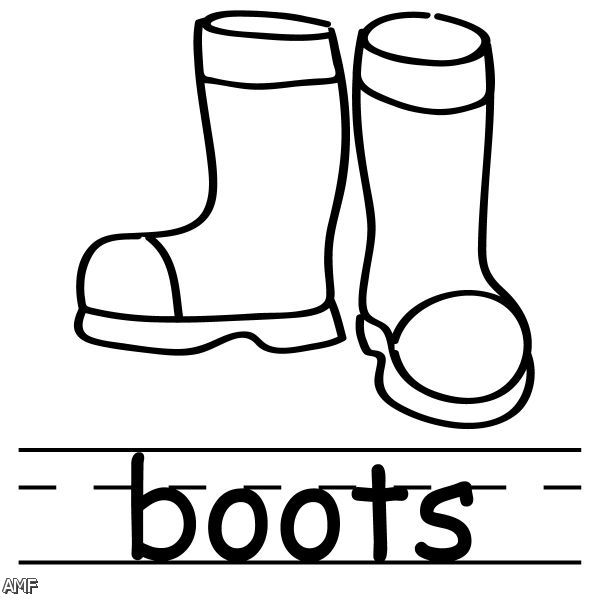 Snow Boots Clipart   Clipart Panda   Set At Licence Clipart Images