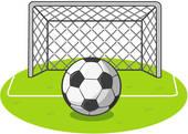 soccer net clipart clipart suggest soccer goal clip art free soccer goal post clipart