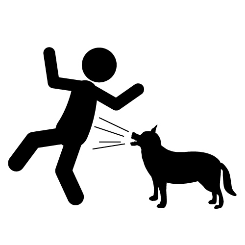 Barking Dog   Free Clip Art Material