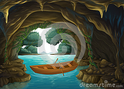 Bat Cave Clipart Royalty Free Rf Pictures