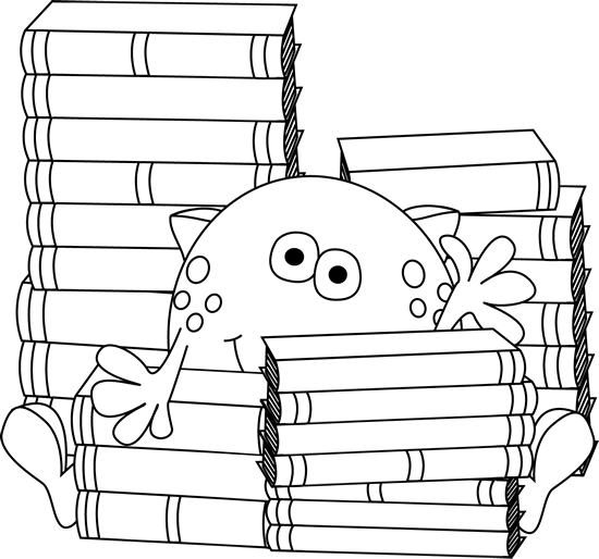 Cute Book Cover Drawing : Book cover black and white clipart suggest