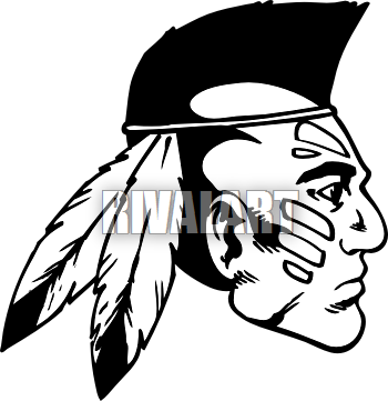 Indian Skull Clipart   Cliparthut   Free Clipart