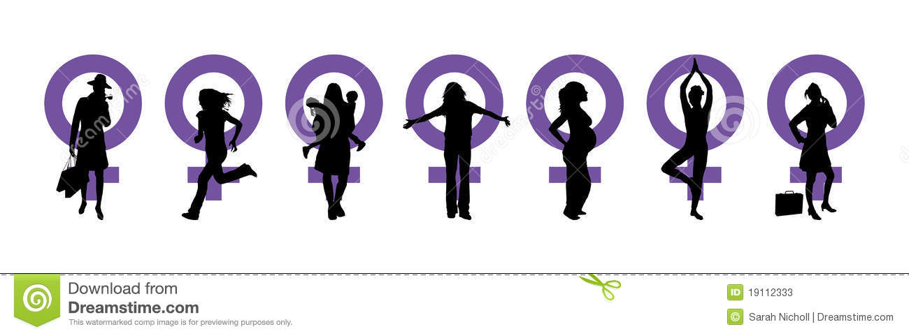 Of Women And Venus Symbol To Represent International Woman S Day