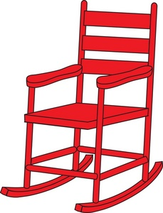 Rocking Chair Clip Art Images Rocking Chair Stock Photos   Clipart