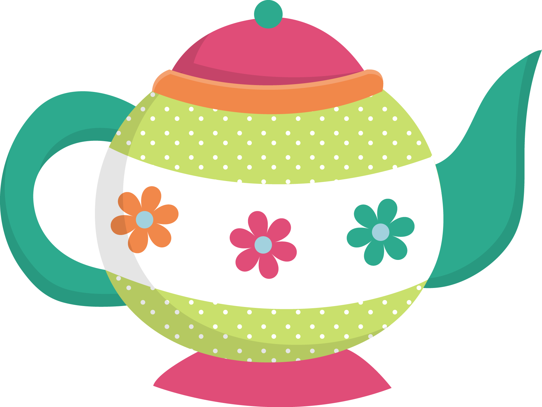 Clip Art Tea Pot Clipart - Clipart Kid