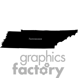 Best Photos of Tennessee State Silhouette - Tennessee State ...