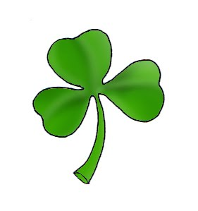 The Three Leaf Plant Used By Saint Patrick Illustrates The Presence Of