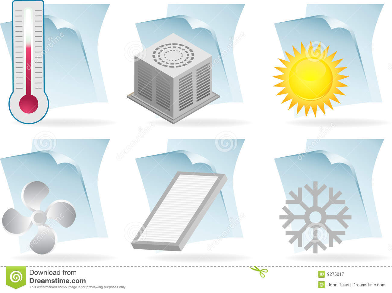 Air Conditioner Clipart Black And White Air Conditioner Document Icons