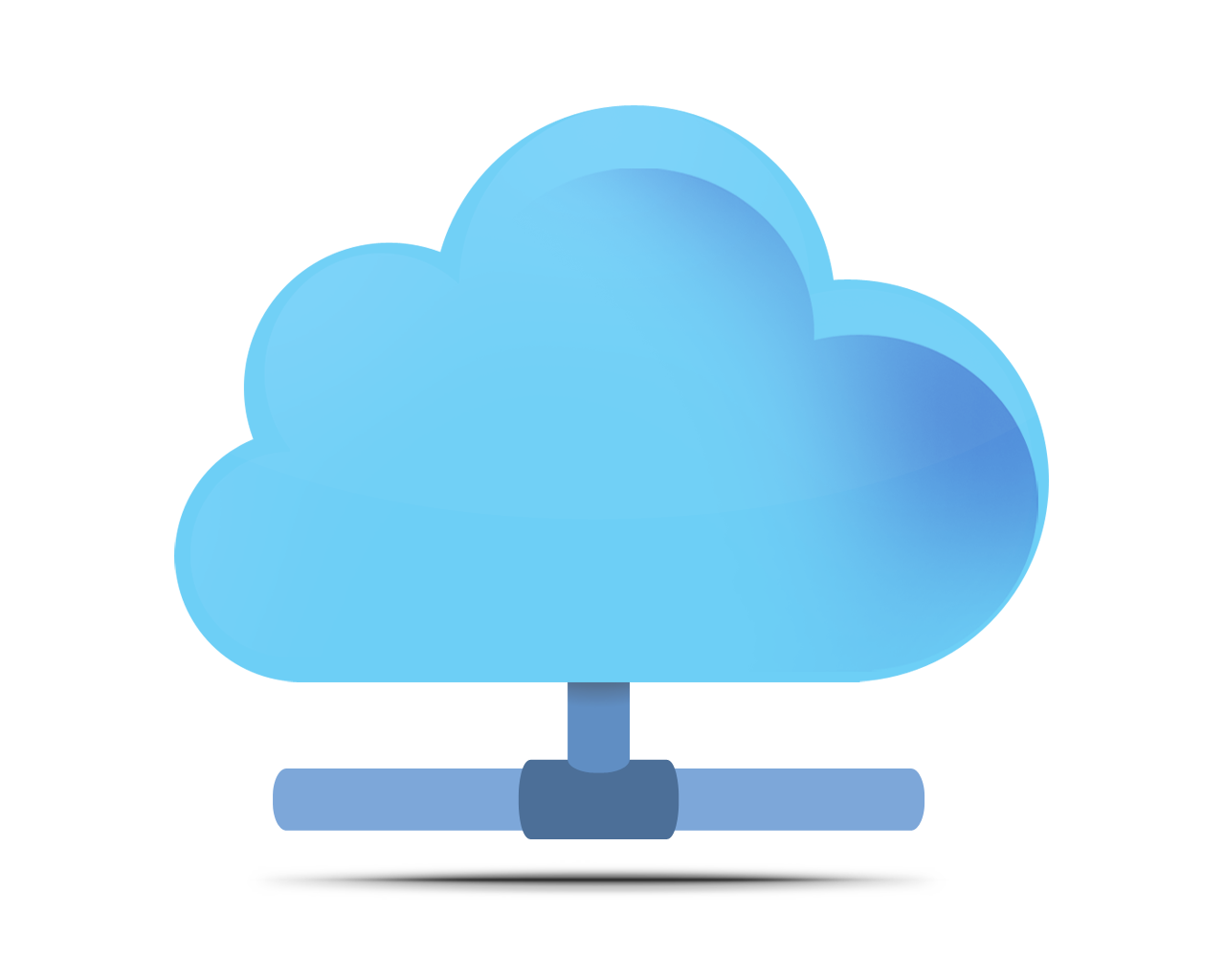 Cloud Service Clipart - Clipart Suggest