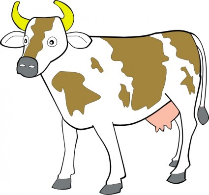 Family Of Cows Clipart - Clipart Kid