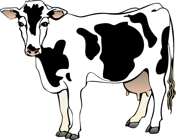 Clip Art Cow Clipart Black And White black and white cow face clipart kid panda free images