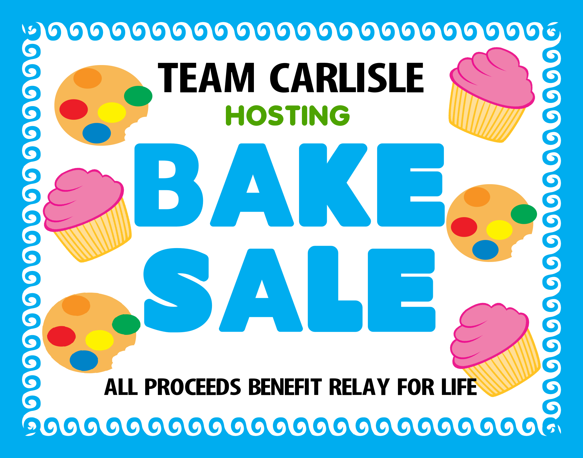 create a bake poster fundraising poster ideas poclo create a bake poster fundraising poster ideas