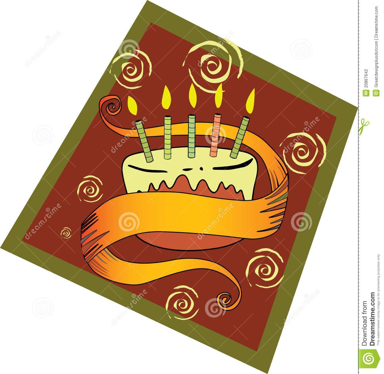 November Birthday Clip Art