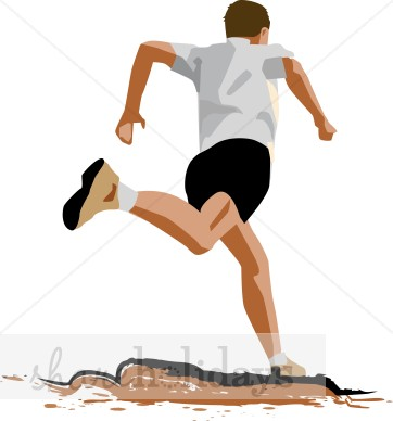Trail Running Clipart - Clipart Kid