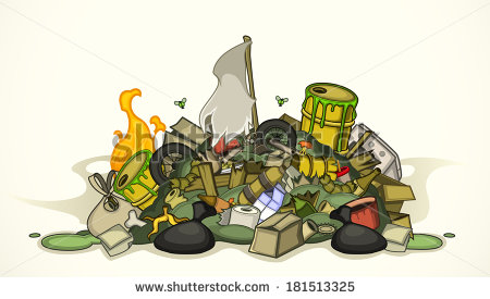 Trash Pile Stock Photos Illustrations And Vector Art
