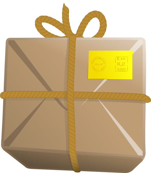 Christmas Package Clipart Clipart Suggest