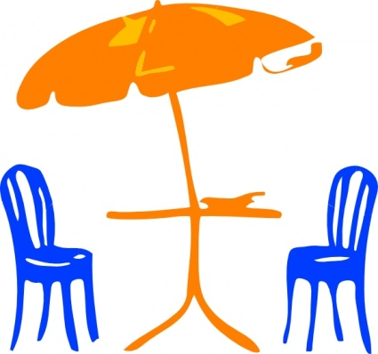 Home   Clip Arts   Seats With Umbrella Clip Art