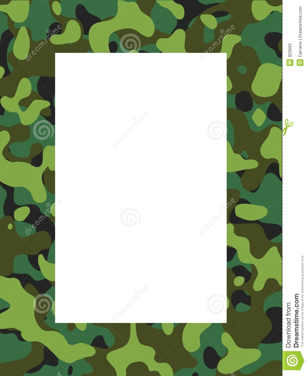army borders clipart clipart kid