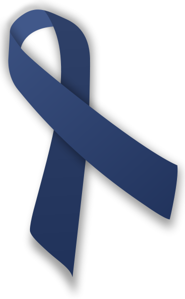 The Map  The Blue Ribbon Campaign