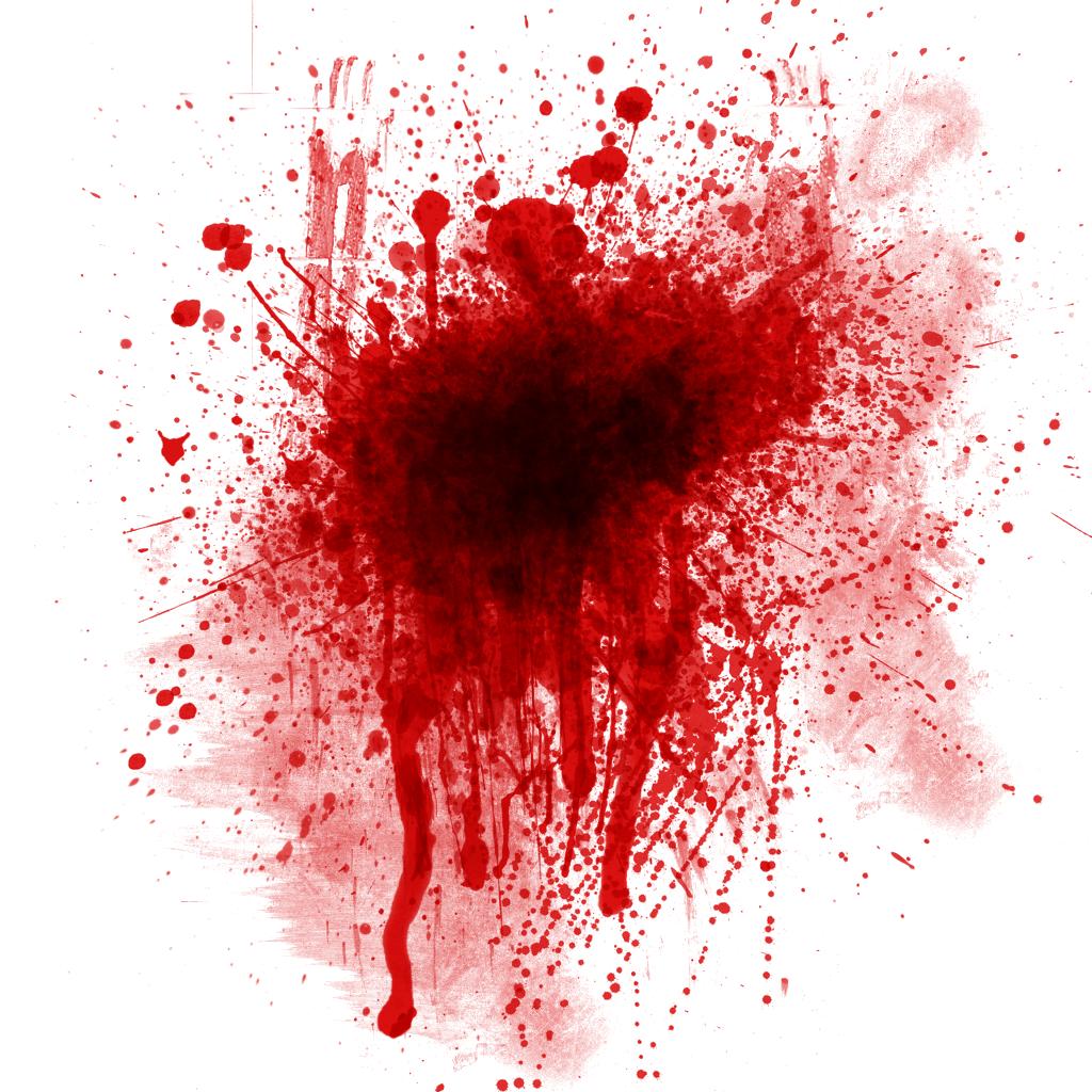 Blood Splatter Png Tra...