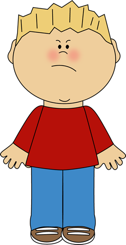 Angry Boy Clipart   Clipart Panda   Free Clipart Images