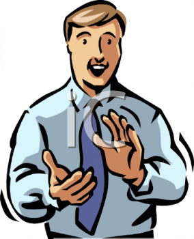 Applause Clipart 0511 0810 2000 3263 Man Clapping Clipart Image Jpg
