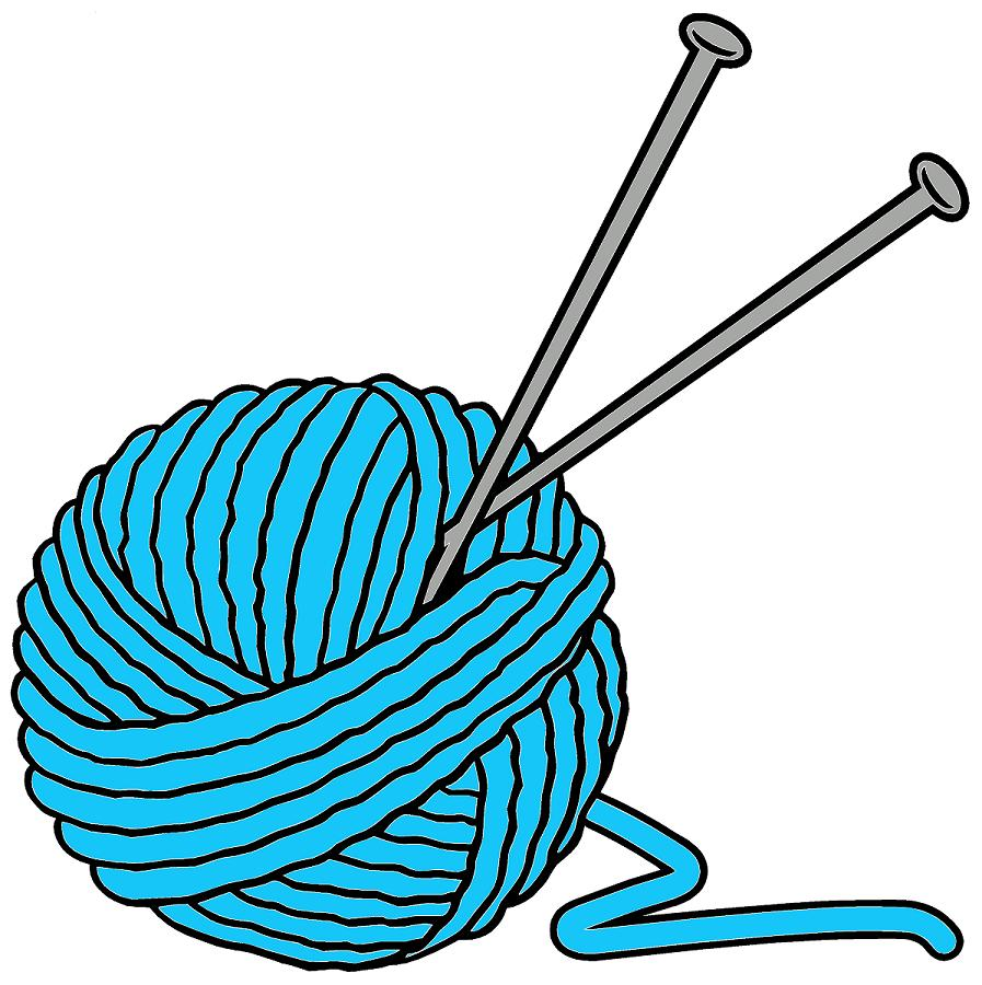 Ball Of Yarn Cartoon Ball Of Yarn Knitting
