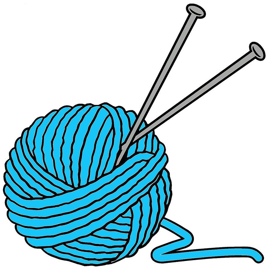 Ball Of Yarn Cartoon Ball Of Yarn Knitting